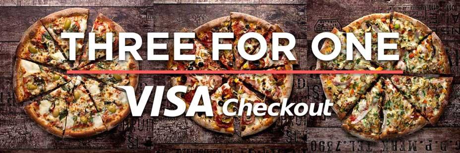Visa campaign modal header