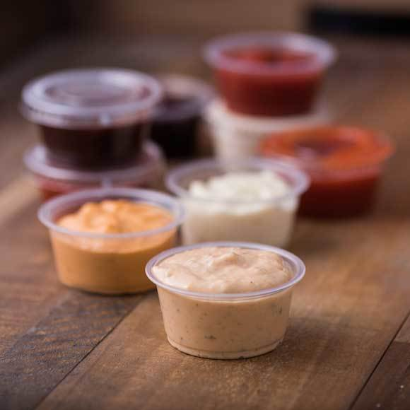 All sauces
